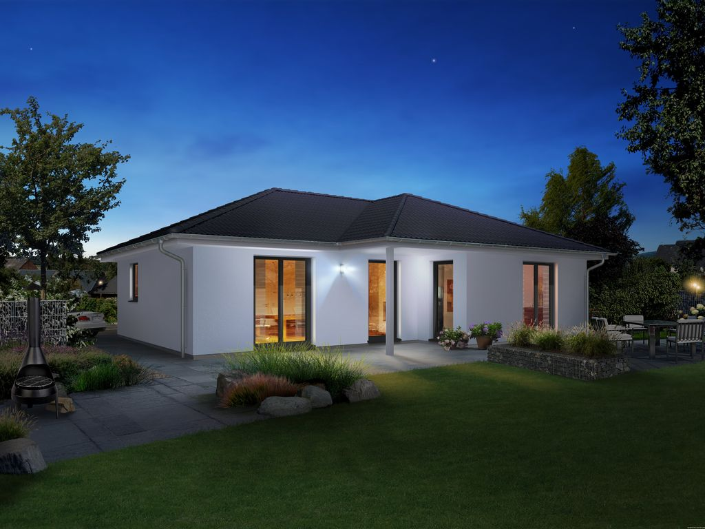 bungalow in bad zwischenahn wohngl ck ohne hindernisse. Black Bedroom Furniture Sets. Home Design Ideas