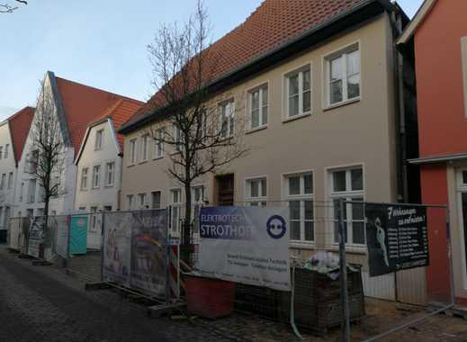 Hochwertig ausgestattete Neubauwohnung (mit sep. Eingang im EG) in der Warendorfer Innenstadt!