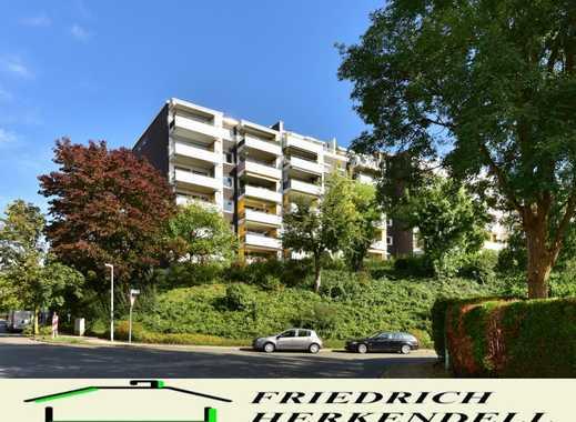 1. Etage + Aufzug + 8m² Süd-Balkon + PKW-Stellplatz + vermietet