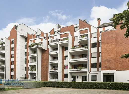 Rodenkirchen, Solide 2-Zimmer-Wohnung in zentraler Lage als Kapitalanlage!!!