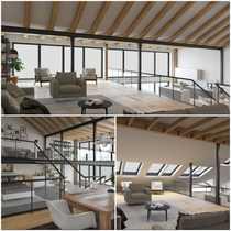 Wohnprojekt - 260 m² Wohnfläche - 548