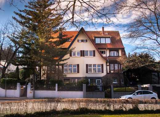 Bad Godesberg: Kernsanierte Stadtvilla am Fuße von Muffendorf