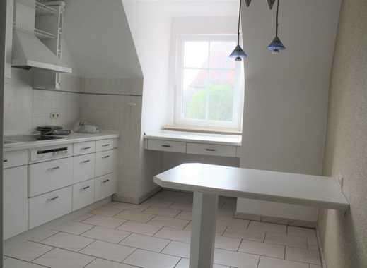 Stadtleben genießen  - Gemütliche, höherwertig ausgestattete DG-Wohnung mitten im Zentrums Alzey