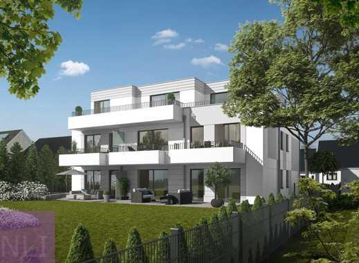 Willkommen in Köln-Junkersdorf - Neubau von 5 hochwertigen Eigentumswohnungen im Bauhaus-Stil