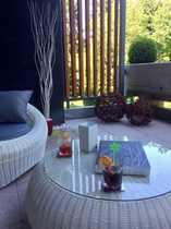 Neuwertige 3 5-Zimmer-Terrassenwohnung mit Balkon