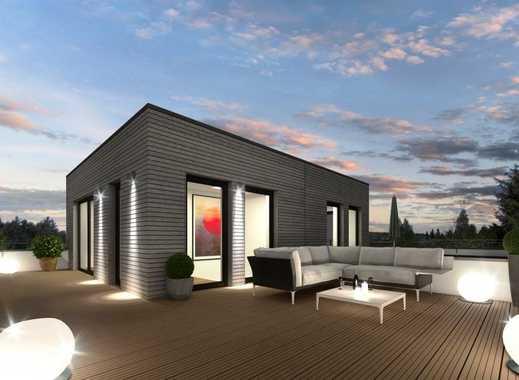 STADTHAUS SOLARIS  -  Freiheit ohne Grenzen - Doppelhaus mit einmaliger Dachterrasse!