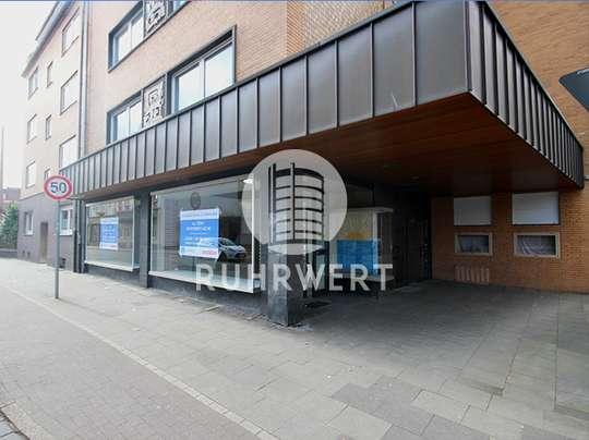 von Rohdiamant! Vielseitig nutzbare Praxis- und Bürofläche in Oberhausen-Sterkrade!