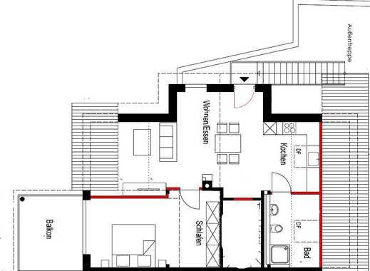 Erstbezug Neu Wohnung mit Balkon in Rosengarten Ehingen 89584