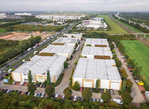 Gelegenheit - Halle mit Büro im GVZ Nahe Porsche und Flughafen *direkt vom Eigentümer*