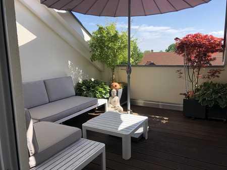 Repräsentative und luxuriöse Galerie-Wohnung in Kösching in Kösching