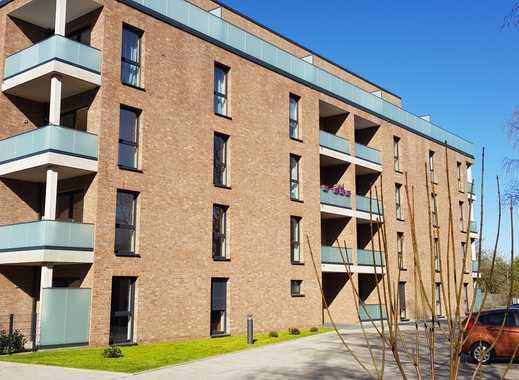 Barrierefreies Wohnen, ideal für Rollstuhlfahrer und Senioren in einem exklusiven Neubau