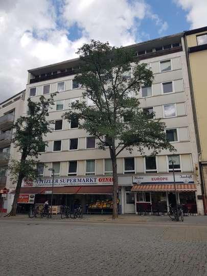 Zentrale 1-Zimmer Wohnung in Braunschweig, Am Bruchtor 2