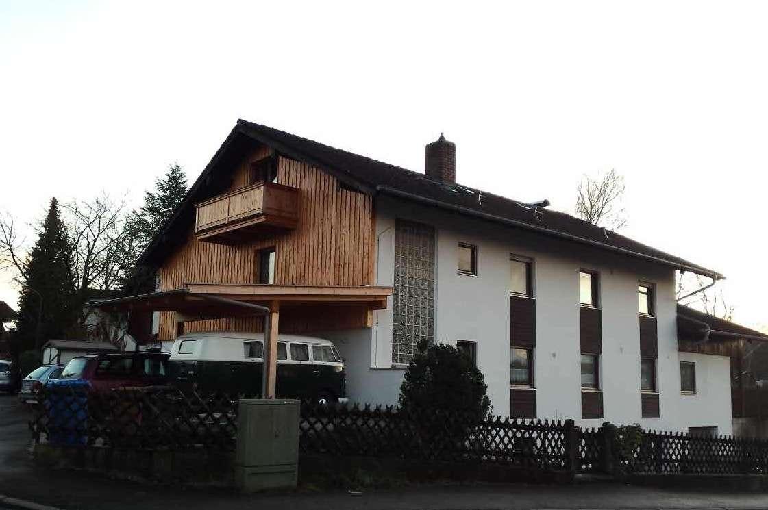 Schöne 4-Zimmerwohnung mit Südbalkon, 3 Minuten Fußweg zur S-Bahn in Otterfing