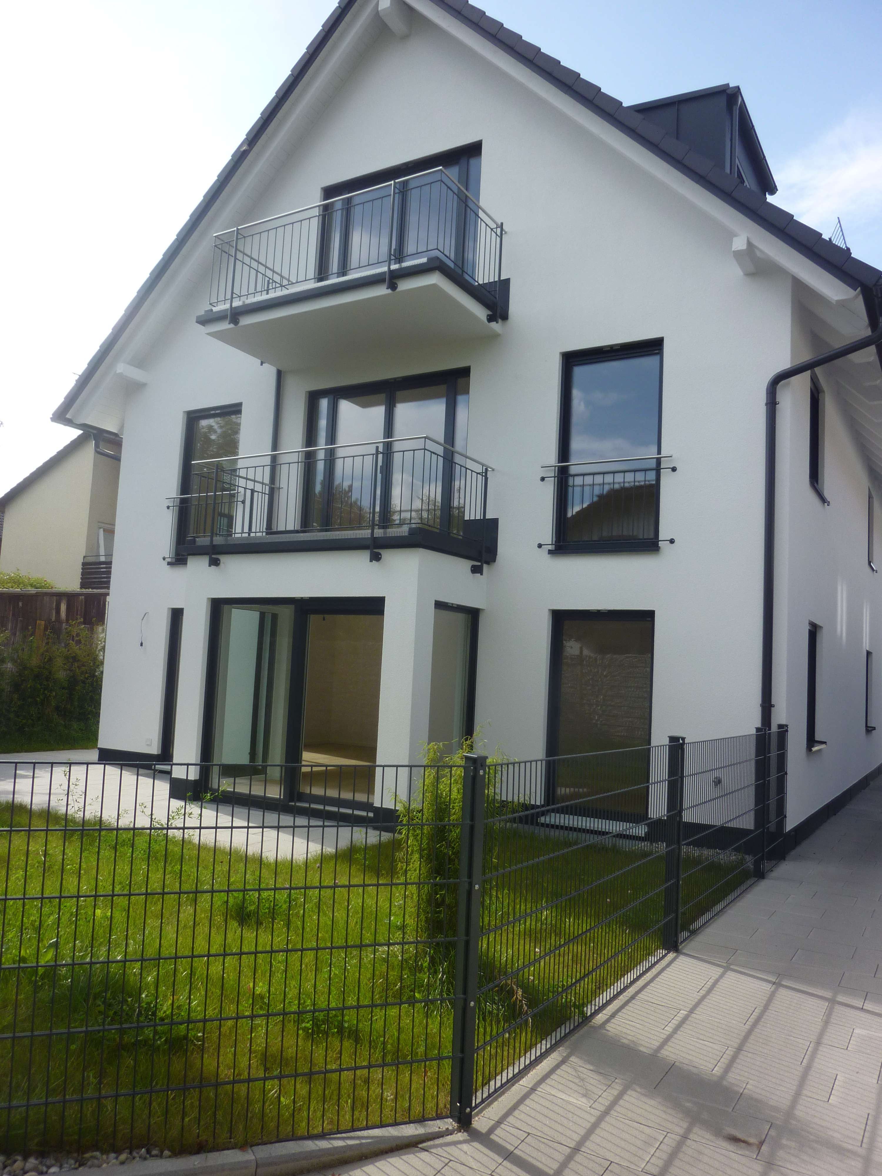 Erstbezug - direkt von Hausverwaltung - Luxuriöse 3-Zimmer-Wohnung in Trudering in Trudering (München)