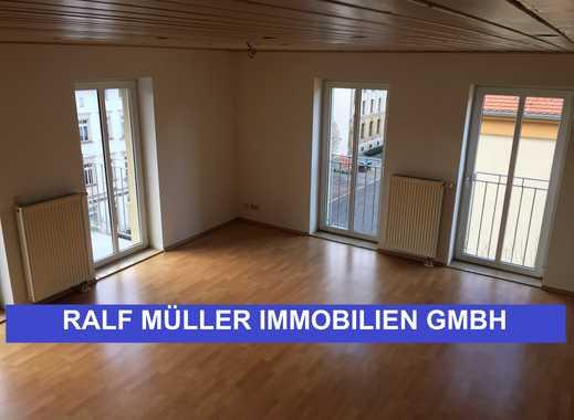NEU ! IHR NEUES ZUHAUSE ?? - 3-Raum-Maisonette-Wohnung mit 2 Balkonen! NEU!