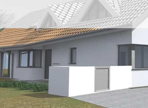 Moderne, geräumige 2-Zimmer-Wohnung mit großem Hobbyraum und Garten - Erstbezug