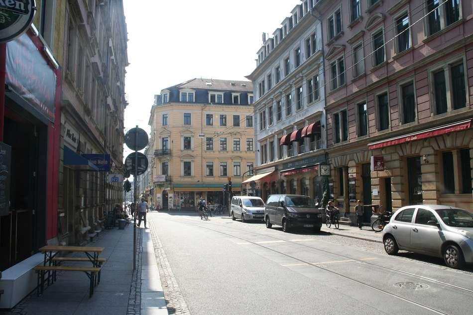 Umgebung Görlitzer Strasse