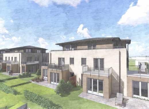 Sonnige Neubau 3-Zimmer Penthousewohnung mit Dachterrasse - KfW-Effizienzhaus 55