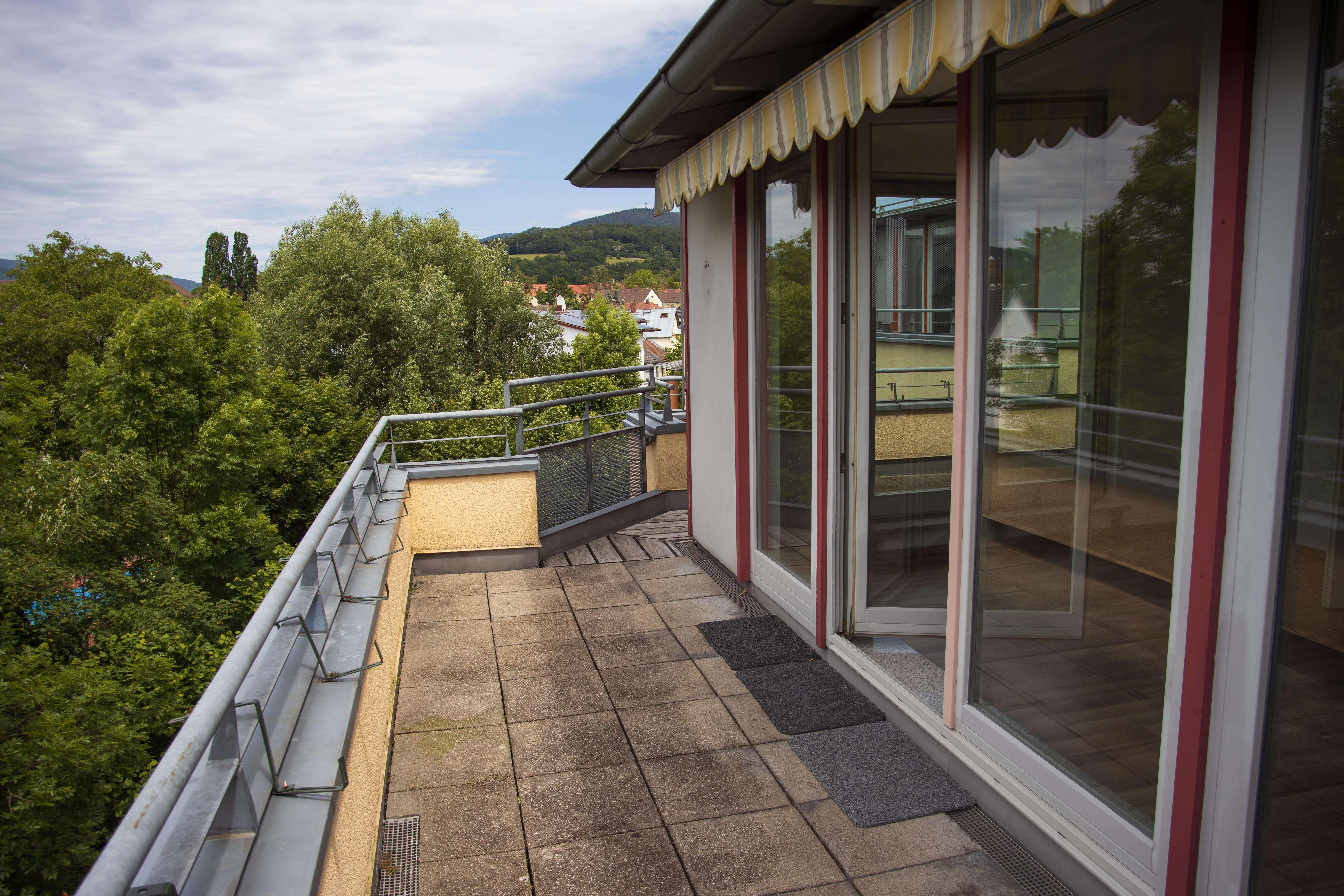 Moderne, zentral gelegene, Penthousewohnung in Deggendorf in Deggendorf
