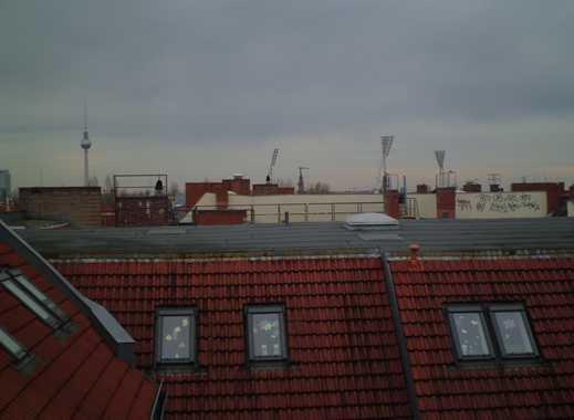 3-Zimmer Dachgeschosswohnung - Prenzlauer Berg