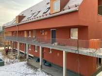 Regenstauf 3 Zimmer-Wohnung im DG