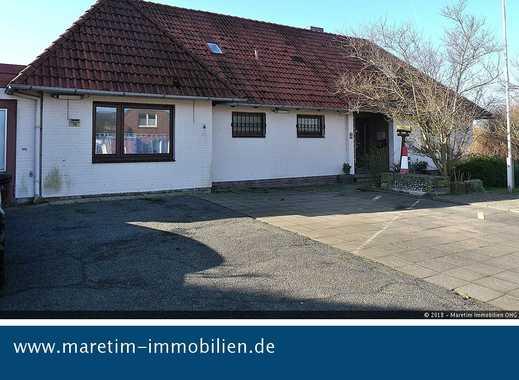 1-2 Familienhaus in Westerdeichstrich auf gr. Grundstück