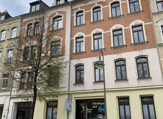 Schönes Wohnen auf 2 Ebenen im Chemnitzer Sonnenberg !