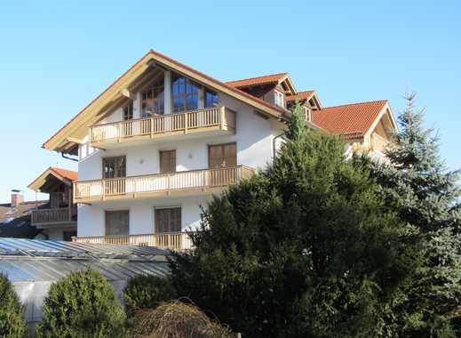 Herrliche 4-Zi-Wohnung mit 2 Balkonen in schöner Lage