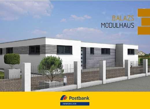 Provisionsfrei für den Käufer!! Balazs-Modulhaus B/CUBE U Schlüsselfertig auf Ihrem Grundstück.