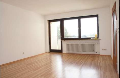 Gemütliches SINGLE Apartment mit separater Küche und West-Balkon in Mühldorf am Inn