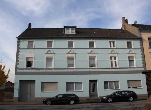 Geräumige, effizient geschnittene 4,5 - Raum - Etagenwohnung mit Gartenparzelle in Rotthausen