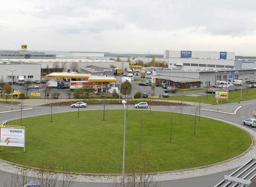 Renditestarkes (8,85 %, 11,3-fache) Logistik-Investment in bester Verkehrslage