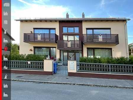 Renovierte 3-Zimmer-Wohnung mit Balkon in 4-Parteien-Haus in Untermenzing (München)