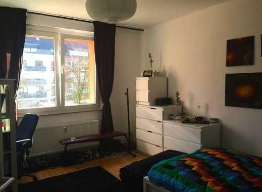 helles 17 qm WG-Zimmer, zentral