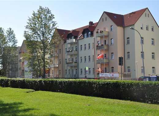 Engelsdorfer Idyll: 2RW mit offener Küche und Balkon