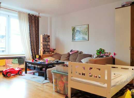 Helle und ruhig gelegene 3 Zimmerwohnung mit Tageslichtbad und Balkon