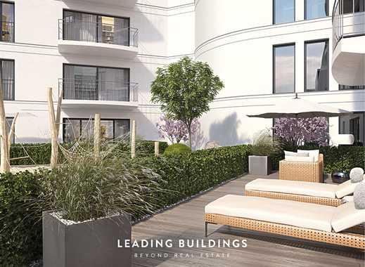 *Attraktive 4 Zi-Neubauwohnung mit großzügiger Terrasse in unmittelbarer Kö-Nähe*