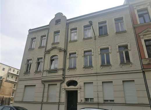 Leipzig - Paunsdorf   2 Zimmerwohnung im Erdgeschoss mit Balkon und Wannenbad