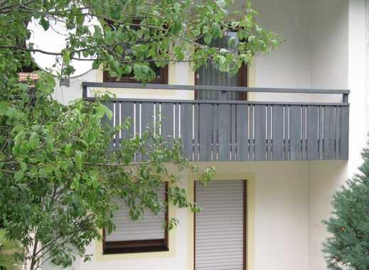 Gepflegte 2-Zimmer-Terrassenwohnung mit Balkon in Bad Tölz