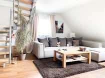 Modernisierte 3-Zimmer-Maisonette-Wohnung in ruhiger Lage!