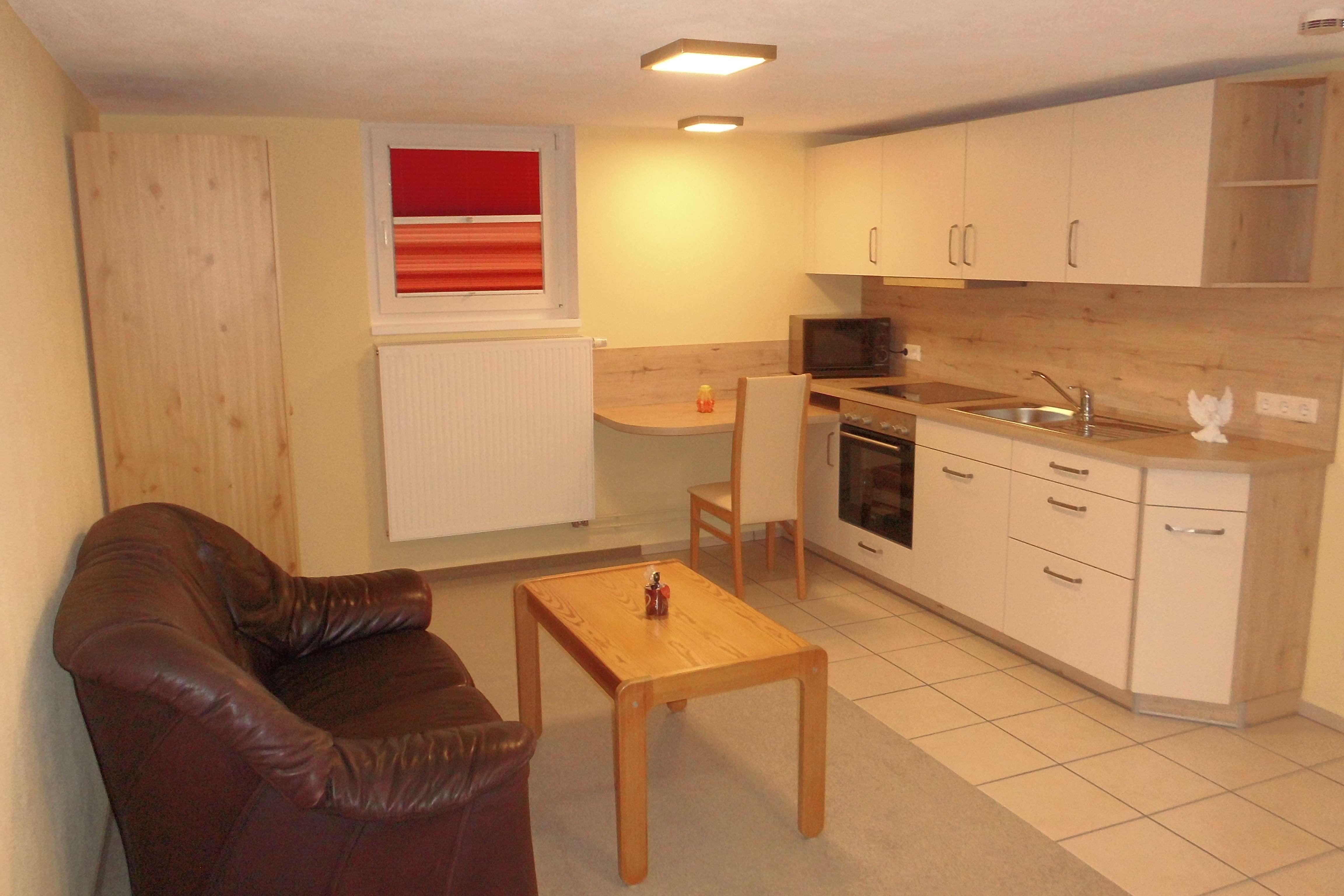 Schöne 1-Zimmer-Wohnung in Krumbach OT Niederraunau (Schwaben) Erstbezug in Krumbach (Schwaben)