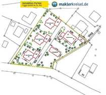 Lukratives Areal mit genehmigter Bauplanung