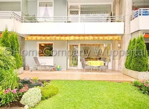 Für begrenzte Zeit! Komfortable Wohnung mit Terrasse, eigenem Garten und DSL