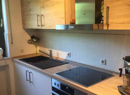 Gepflegte 3-Zimmer-Hochparterre-Wohnung mit Balkon und Einbauküche in Hannover-Anderten