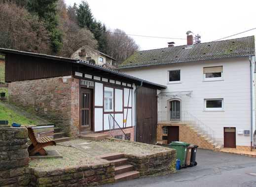 Renovierungsbedürftiges Einfamilienhaus mit großem Grundstück und separatem Bauplatz in Wilhelmsfeld