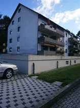 Helle 2,5 Zi. Wohnung (69 qm) mit EBK/Balkon/TG in Waldbronn ab 1.9. zu vermieten