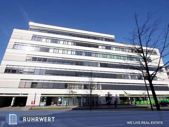 Hausansicht von Repräsentative und moderne Einzelhandelsfläche im neuen Geschäftshaus PARK VIEW Essen!