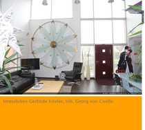 Außergewöhnliche, exklusive Wohnung mit Gärtchen und Garage im Energiesparhaus
