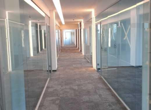 Ca. 535 m² repräsentative, vollausgestattete Büroflächen in begehrter Lage!