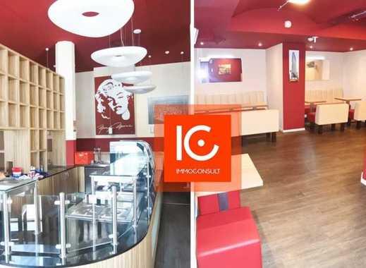 Ca. 206 m²große Gastro/Fläche auf zwei Ebenen, Inventar gegen Ablöse möglich, Lift, Tiefgarage